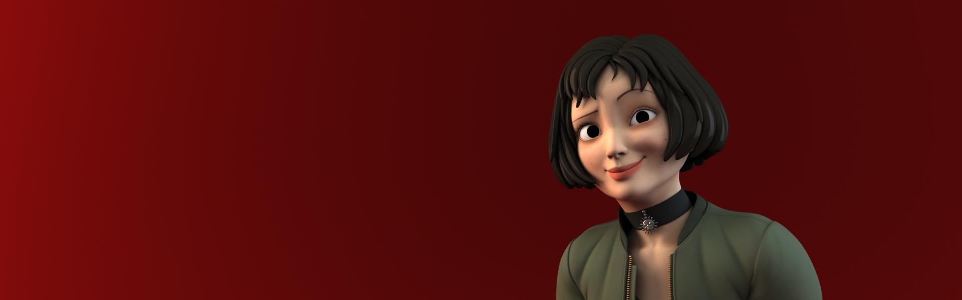 Курс - Лицевая анимация