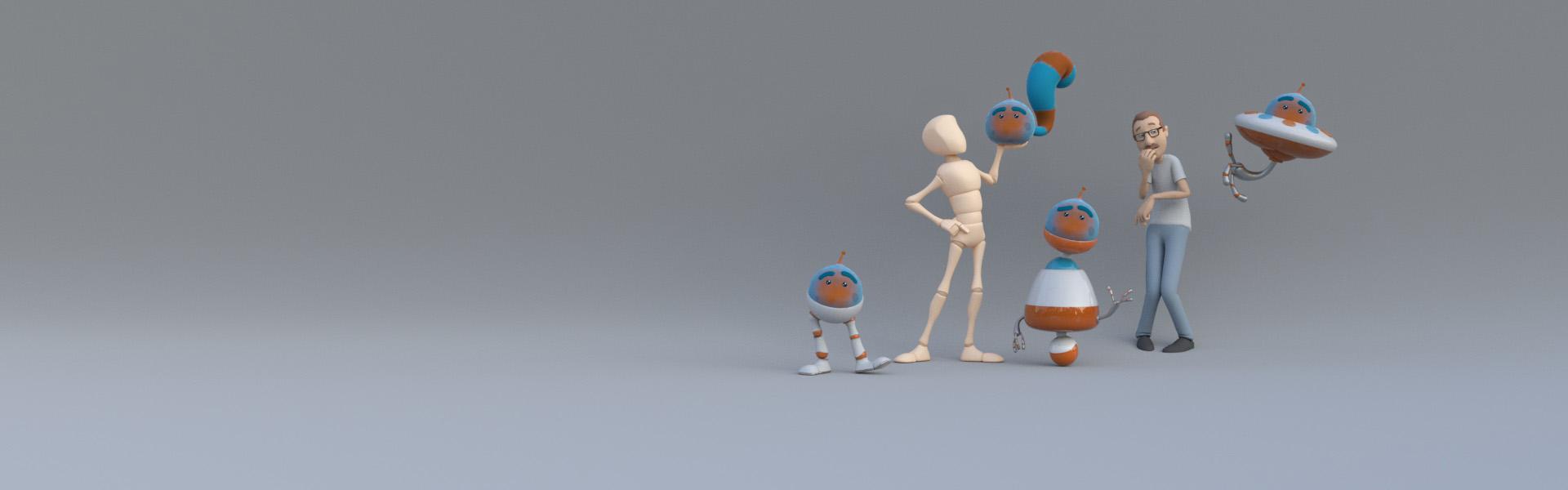 Полный курс - Профессия 3D Аниматор