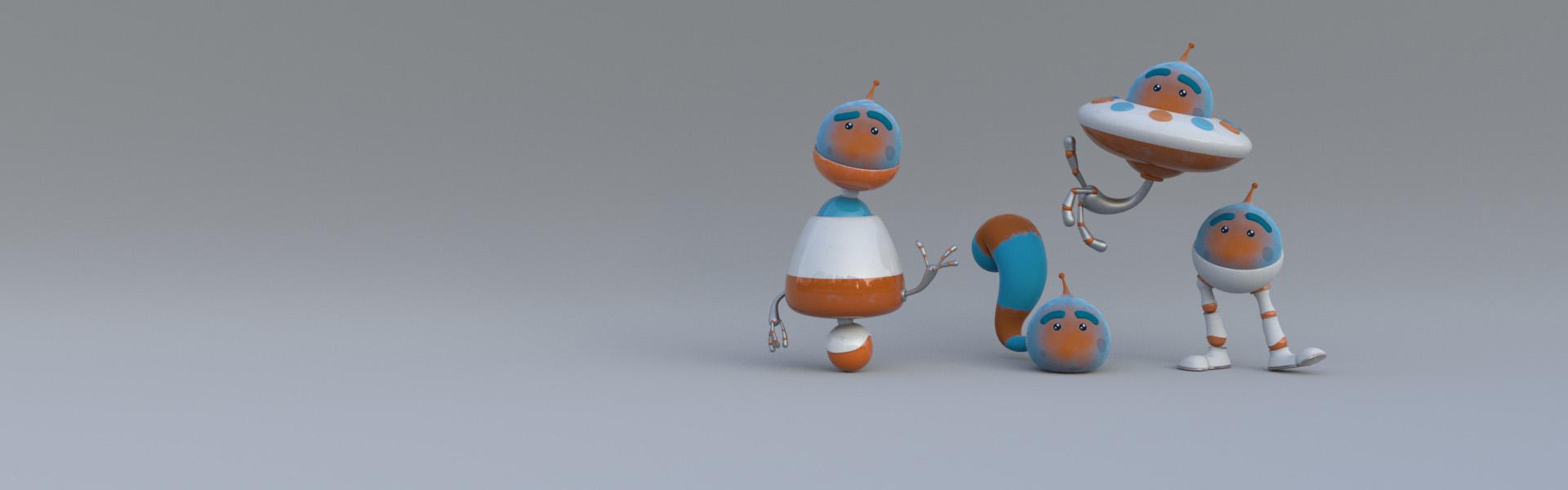 Курс - 3D Анимация | Быстрый старт